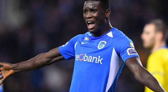 Paul Onuachu The Hero As Genk Breeze Into Cup Quarter Finals