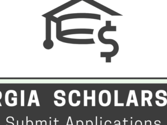 Georgia Scholarships 2022-2023