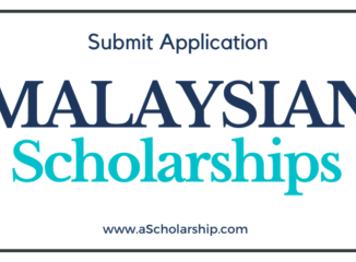 Malaysian Government Scholarships 2022 2023
