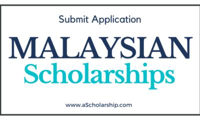 Malaysian Government Scholarships 2022 2023