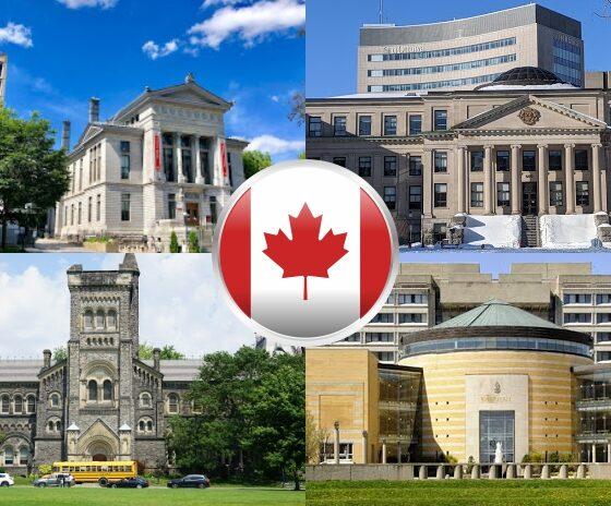 The Best Universities in Canada