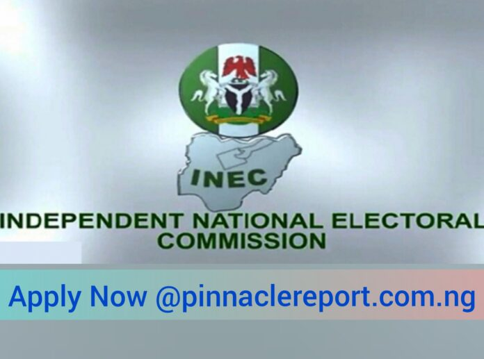 INEC Ad-hoc Staff Recruitment 2021 for Anambra State Governorship Election